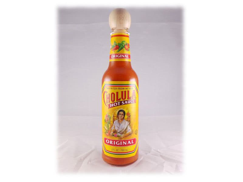 Bild Orginal Cholula Hot Sauce