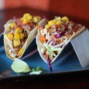 Bild leckere Texas Tacos