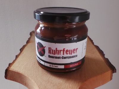 Bild Ruhrfeuer Currysauce