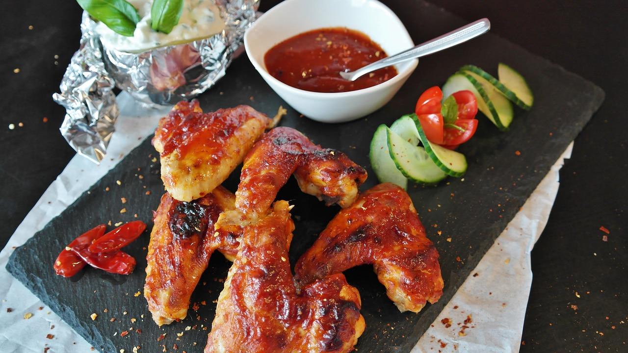 Bild Chilipaste zu Hühnerflügel