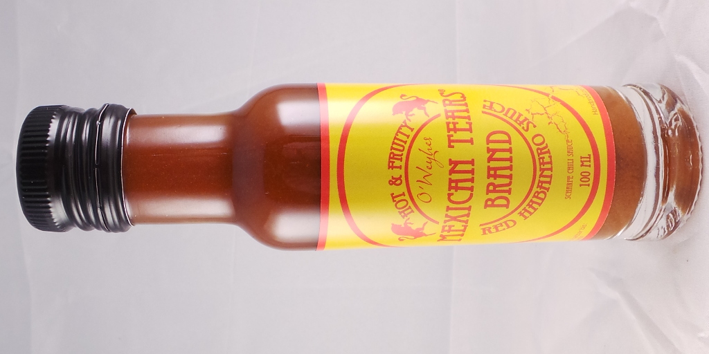 Bild Red Habanero Chilisauce