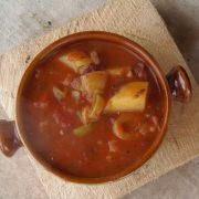 Bild Crockpot Chili