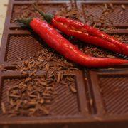 Bild Chili Schokolade