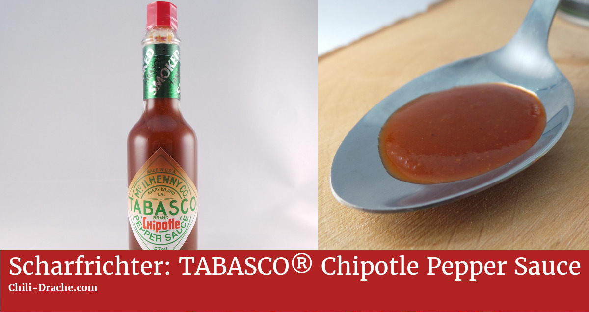 Bild Tabasco Chipotle Hot Sauce FB