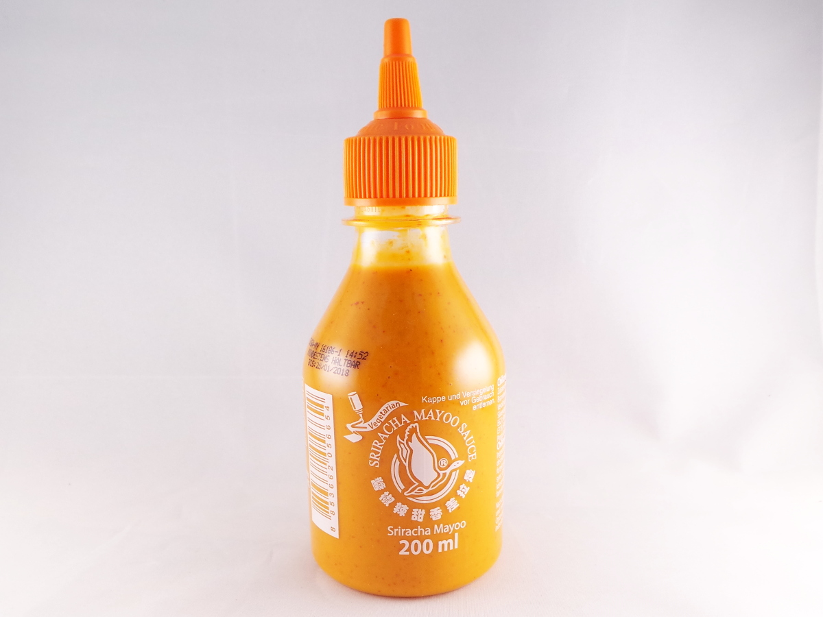 Bild Sriracha Mayoo Flasche